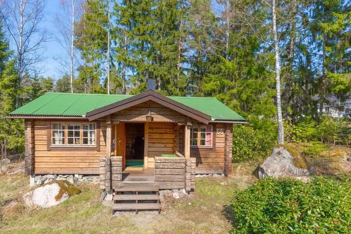 Bild: 1 rum villa på Grönfinkvägen 55, Eskilstuna kommun Borsökna