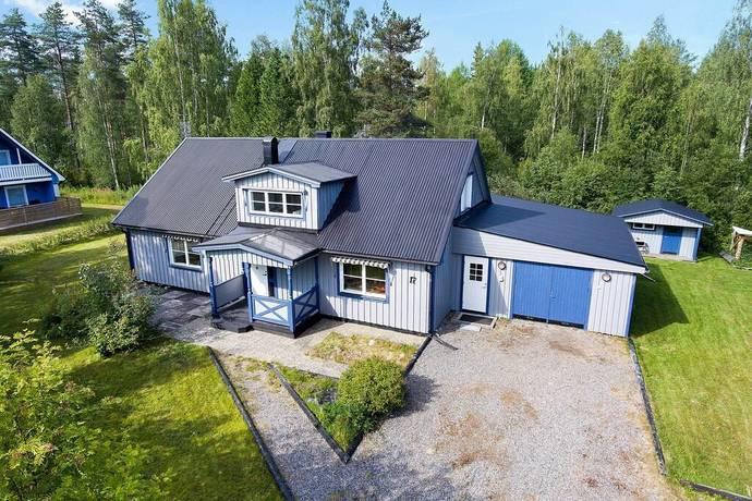Bild: 6 rum villa på Hägnanvägen 17, Piteå kommun Sjulsmark