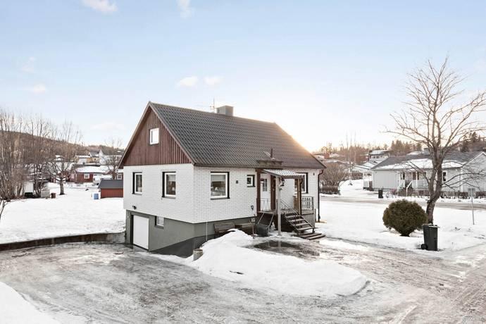 Bild: 5 rum villa på Frejavägen 2, Timrå kommun Timrådalen