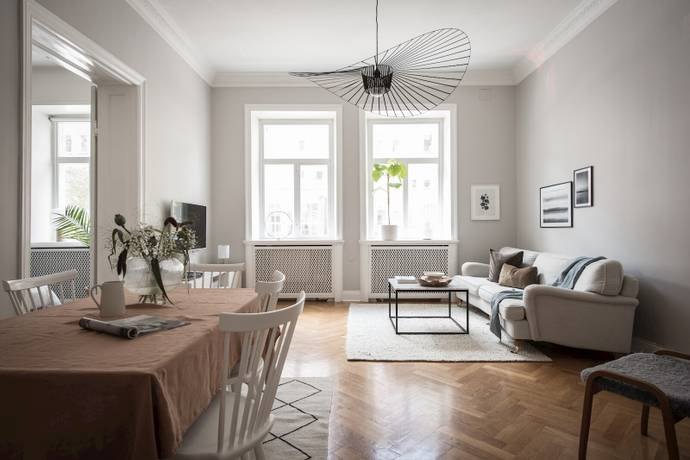 Bild: 3 rum bostadsrätt på Viktoriagatan 22, Göteborgs kommun Vasastaden