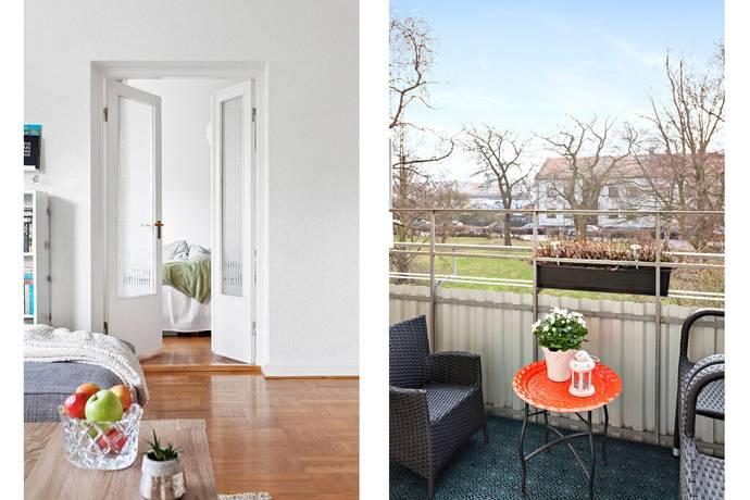 Bild: 3 rum bostadsrätt på Borggården 1, Trelleborgs kommun Centralt