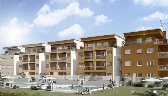 Bild: 3 rum bostadsrätt på Nytt projekt i Denia  Urbanisation Mar Jonica, Spanien COSTA BLANCA - DENIA