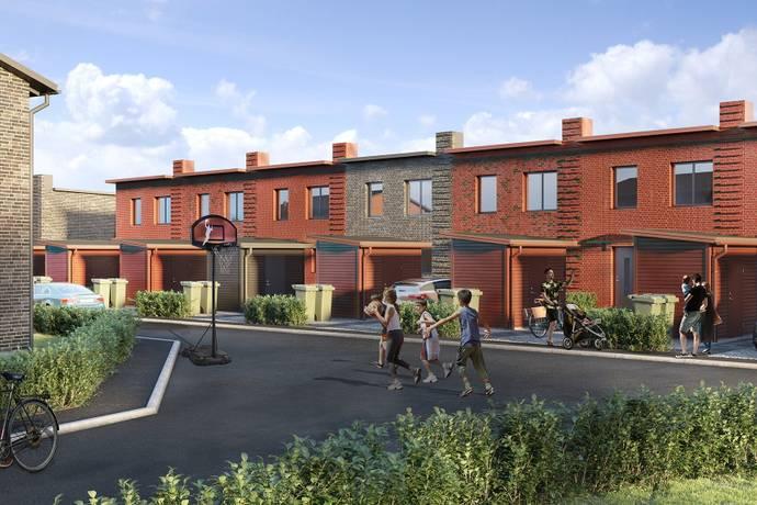 Bild: 5 rum bostadsrätt på Stjärnbergagatan, Helsingborgs kommun Gustavslund