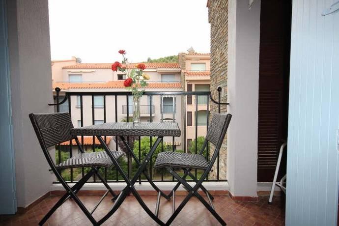 Bild: 2 rum bostadsrätt på Collioure, Frankrike Languedoc - Roussillon