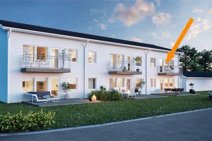 Bild: 4 rum bostadsrätt på Klackbergsvägen 70 (4 lgh), Norbergs kommun