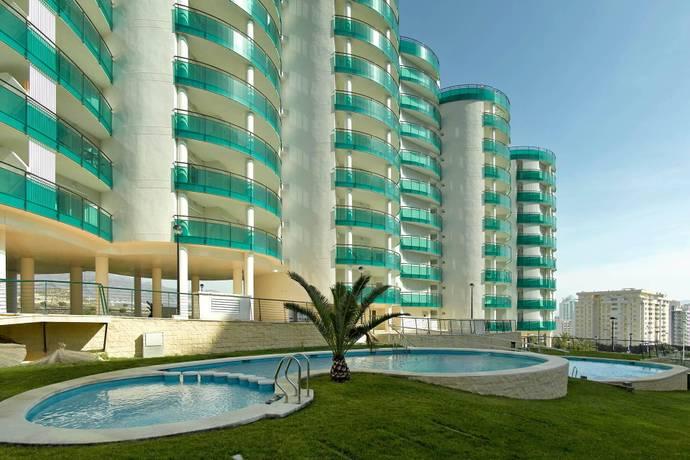 Bild: 3 rum bostadsrätt på Nyproduktion i Cala Finestrat, Benidorm, Spanien Benidorm- stort område