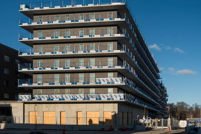 Bild: 4 rum bostadsrätt på Drevergatan 1 A, Stockholms kommun Norra Djugårdsstaden
