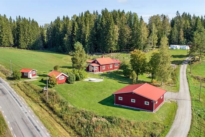 Bild: 3 rum villa på Norra Fjäll Segolstorpet , Eda kommun