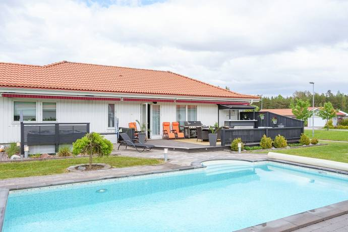Bild: 5 rum villa på Kullerstensvägen 6, Gävle kommun Hille