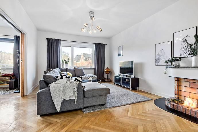 Bild: 3 rum bostadsrätt på Österlånggatan 56B, Trollhättans kommun Centralt
