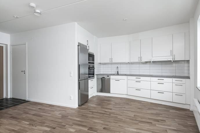 Bild: 2 rum bostadsrätt på Termikgatan 23C, Örebro kommun Södra Ladugårdsängen