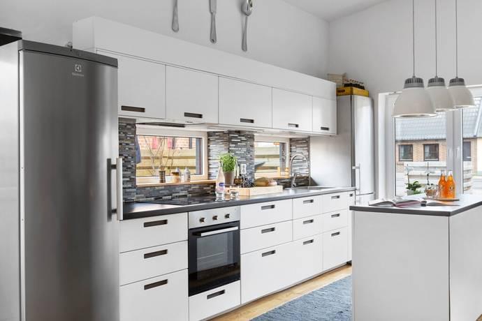 Bild: 4 rum villa på Östra Förstadsgatan 122, Trelleborgs kommun