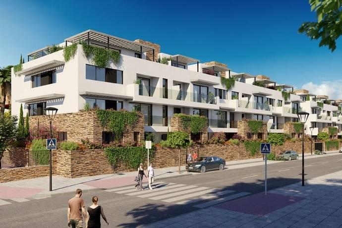 Bild: 3 rum bostadsrätt på La cala de Mijas/Costa del Sol, Spanien La cala de Mijas/Costa del Sol