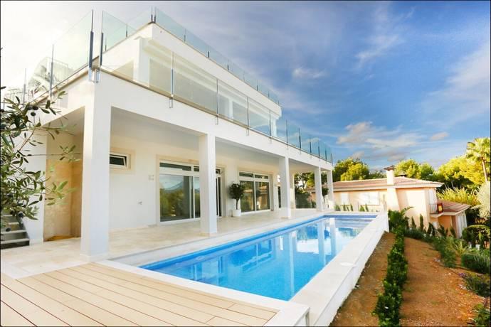 Bild: 4 rum villa på Villa i Santa Ponsa, Spanien Santa Ponsa