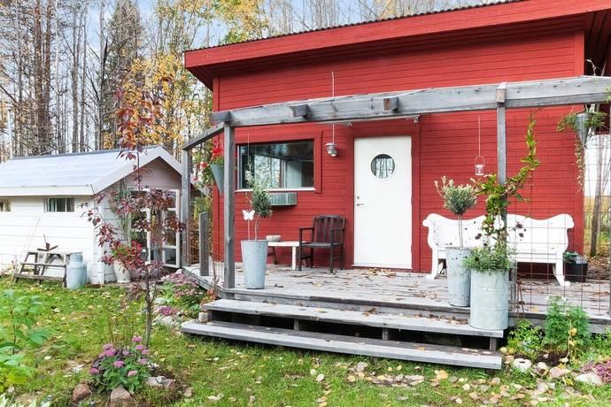 Bild: 1 rum fritidshus på Metträskvägen 45, Luleå kommun Jämtön