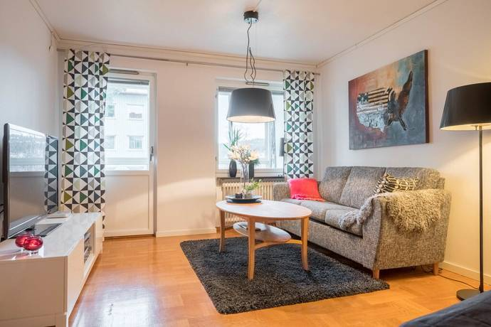 Bild: 1 rum bostadsrätt på Villagatan 42B, Örnsköldsviks kommun Villagatan