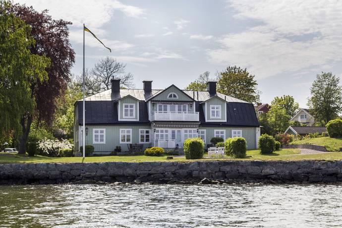 Bild: 4 rum bostadsrätt på Cronhamns Gata 6C, Vaxholms kommun Stadskärnan i Vaxholm