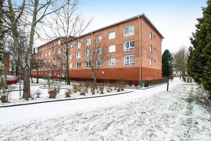 Bild: 4 rum bostadsrätt på Akaciastigen 15, Mariestads kommun Bråten Park