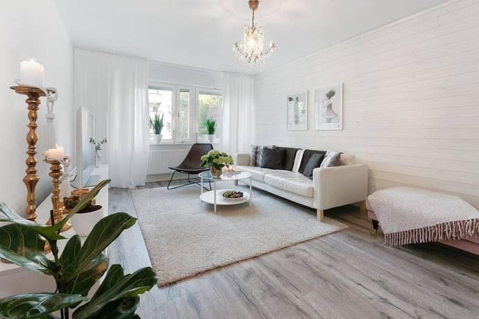 Bild: 3 rum bostadsrätt på Burströmsvägen 44, Luleå kommun Burströmska gärdan