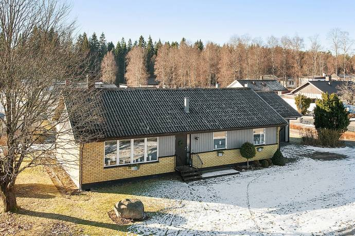Bild: 5 rum villa på Månstigen 12, Tranemo kommun Grimsås