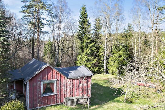 Bild: 43 m² villa på Orrvägen 10, Lerums kommun Floda - Berghult
