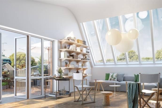 Bild  4 rum bostadsrätt på Stora Algatan 6 - Kulturkvarteret 1738ca8a85d1d