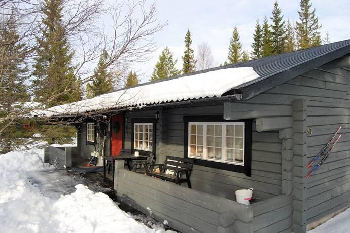 Bild: 3 rum fritidshus på Rönnvägen 33, Torsby kommun