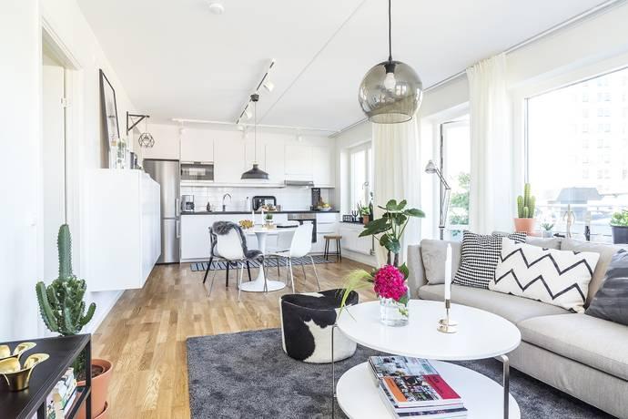 Bild: 4 rum bostadsrätt på Brogatan 11, Sundbybergs kommun Västra Brotorp