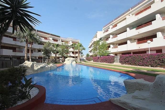 Bild: 3 rum bostadsrätt på Möblerad lägenhet i Playa Flamenca, Spanien Torrevieja, Alicante, Costa Blanca