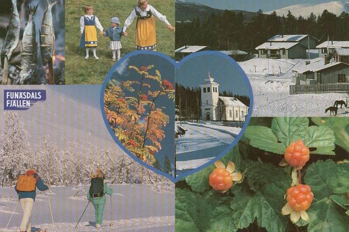 Bild: 4 rum fritidshus på Torpvägen 8. Vecka 15, 26, 27, Härjedalens kommun Funäsdalen - Tännäs