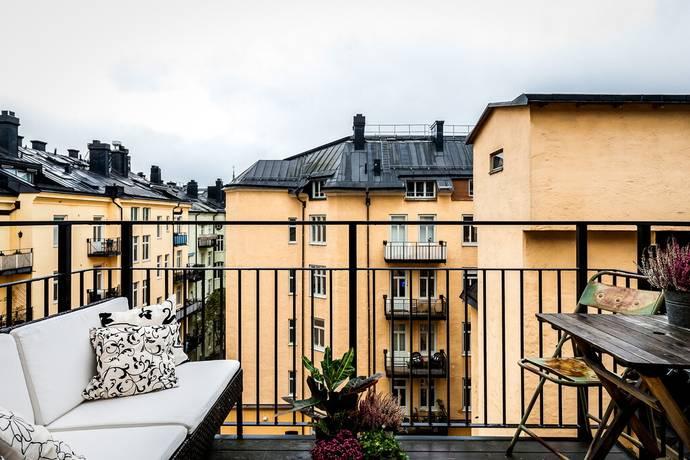 Bild: 2 rum bostadsrätt på Upplandsgatan 17 C, 5 tr Ö.G., Stockholms kommun Vasastan