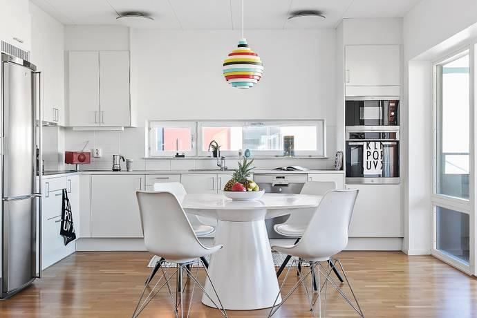 Bild: 2 rum bostadsrätt på Skonarens Gränd 1, Malmö kommun Västra hamnen
