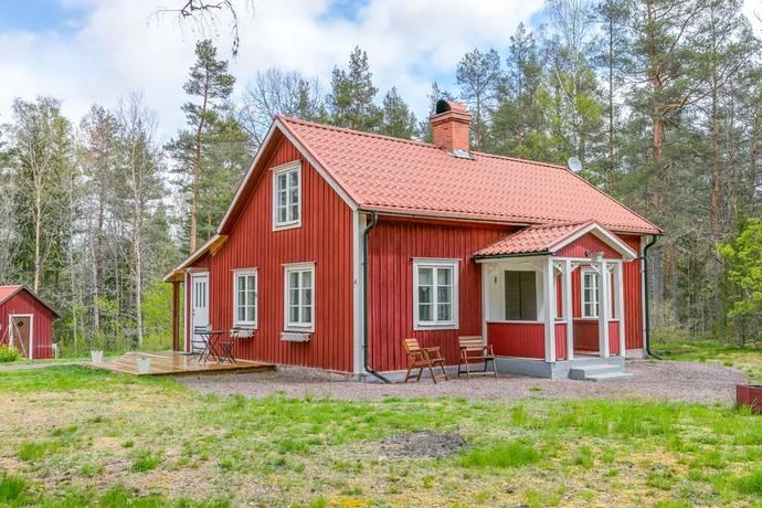 Bild: 4 rum fritidshus på Djupedal, Oskarshamns kommun Djupedal