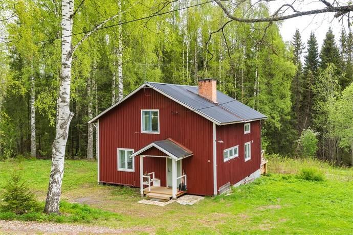 Bild: 4 rum villa på Karlsnäs 7, Hudiksvalls kommun Njutånger Nianfors