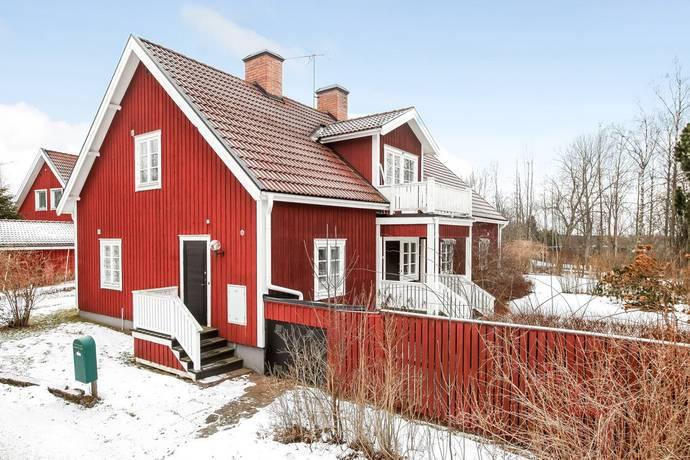 Bild: 8 rum villa på Seljansögatan 15, Sandvikens kommun Seljansökulle