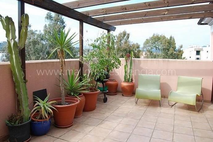Bild: 5 rum bostadsrätt på Lägenhet i Santa Ponsa, Mallorca, Spanien