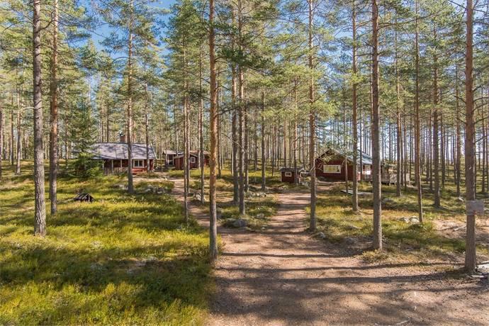 Bild: 2 rum fritidshus på Styggrönningsvägen 16, Sandvikens kommun Åshammar