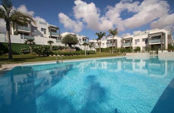 Bild: 3 rum bostadsrätt på TORREVIEJA LOS BALONES, Spanien Costa Blanca