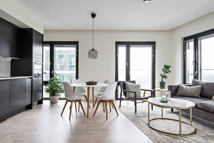 Bild: 2 rum bostadsrätt på Gävlegatan 32, Stockholms kommun Vasastan