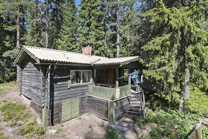 Bild: 1 rum fritidshus på Spånsans fäbodar 25, Borlänge kommun Idkerberget