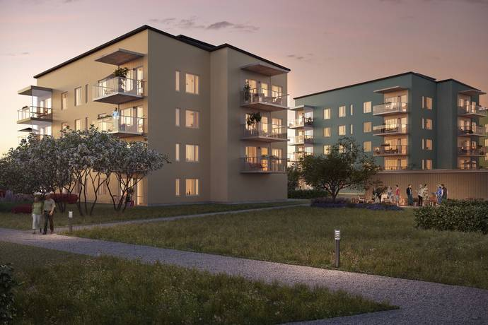 Bild: 5 rum bostadsrätt på Midgårdsvägen/Stenbocks väg, Vellinge kommun Höllviken