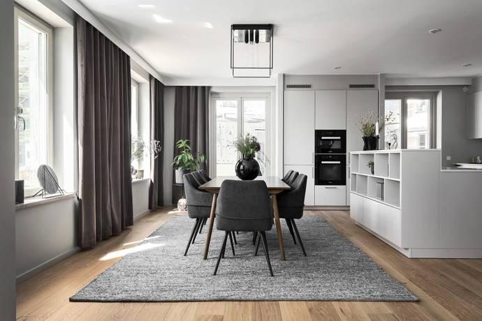 Bild: 5 rum bostadsrätt på Melodislingan 30, Stockholms kommun Östermalm