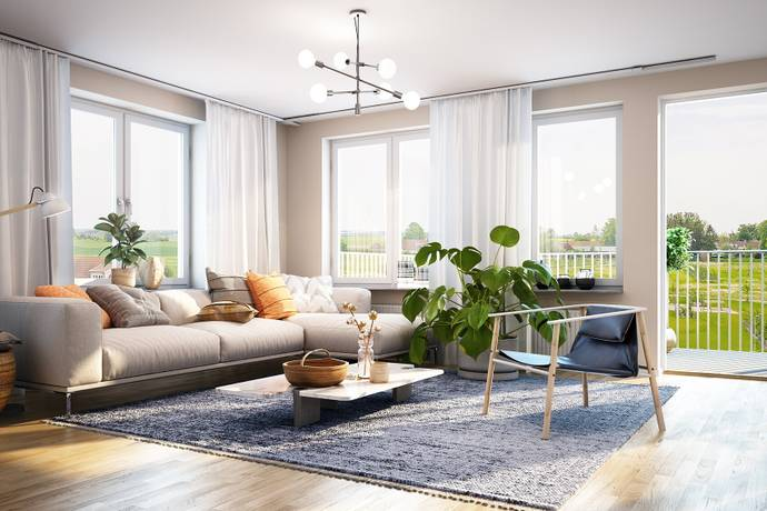 Bild: 1 rum bostadsrätt på Agronomvägen 2, Lunds kommun Södra Råbylund