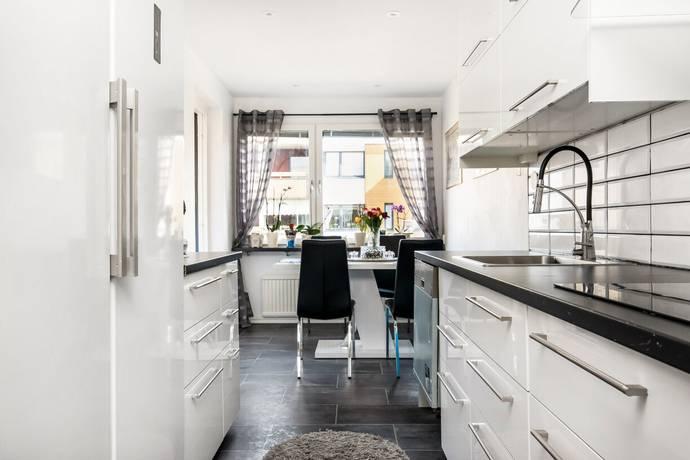Bild: 3 rum bostadsrätt på Hasselvägen 25, Kristianstads kommun