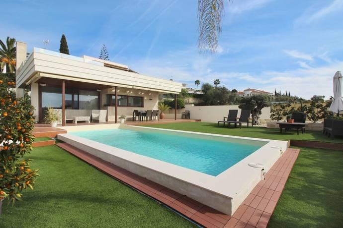 Bild: 6 rum villa på La Sierrezuela, Spanien Mijas