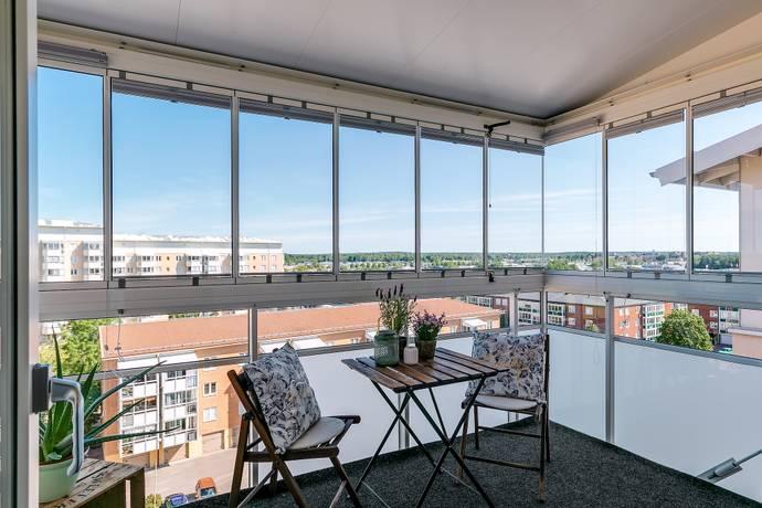 Bild: 2 rum bostadsrätt på Sydvärnsgatan 3, Karlstads kommun Våxnäs