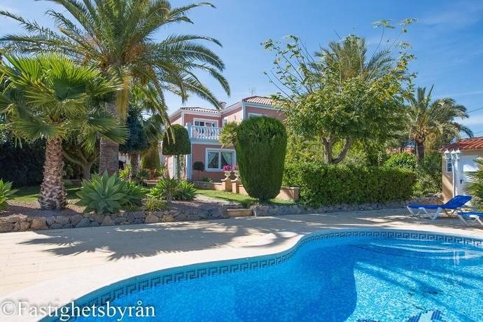Bild: 5 rum villa på Trevlig villa!, Spanien Alfaz del Pi | Costa Blanca