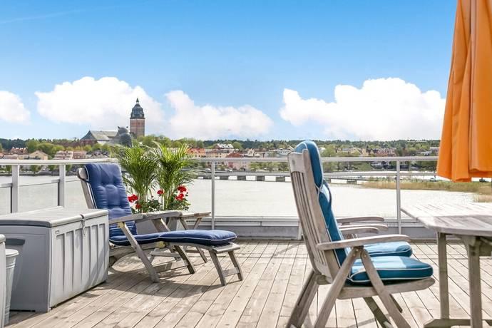 Bild: 4 rum bostadsrätt på Frejastråket 6, Strängnäs kommun Sundby Park