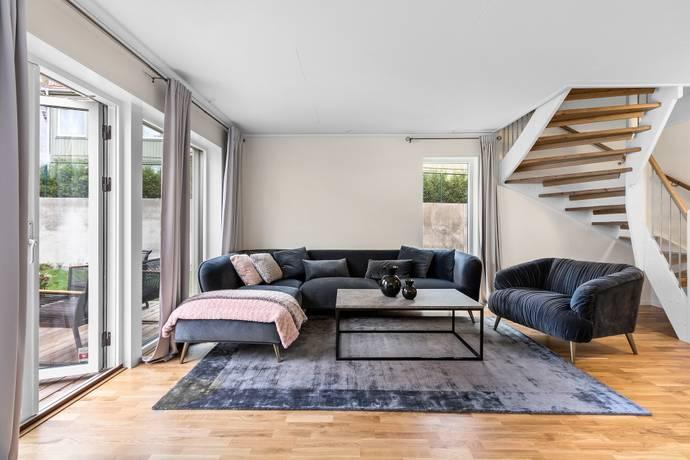 Bild: 4 rum radhus på Skrivargatan 4, Sundbybergs kommun Sundbyberg , Stora Ursvik