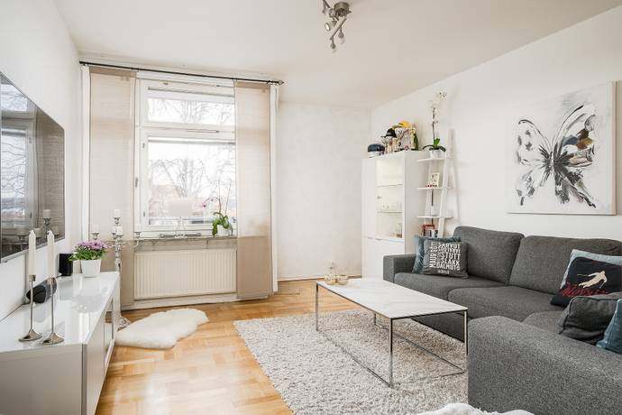 Bild: 2 rum bostadsrätt på Skolgatan 46 C, Östersunds kommun Odenslund